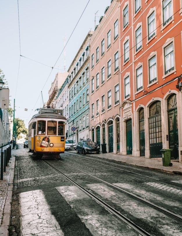 europe city trip lisbon