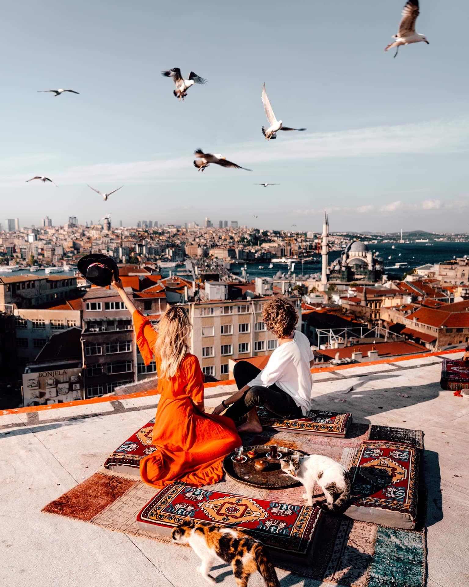 city trip istanbul