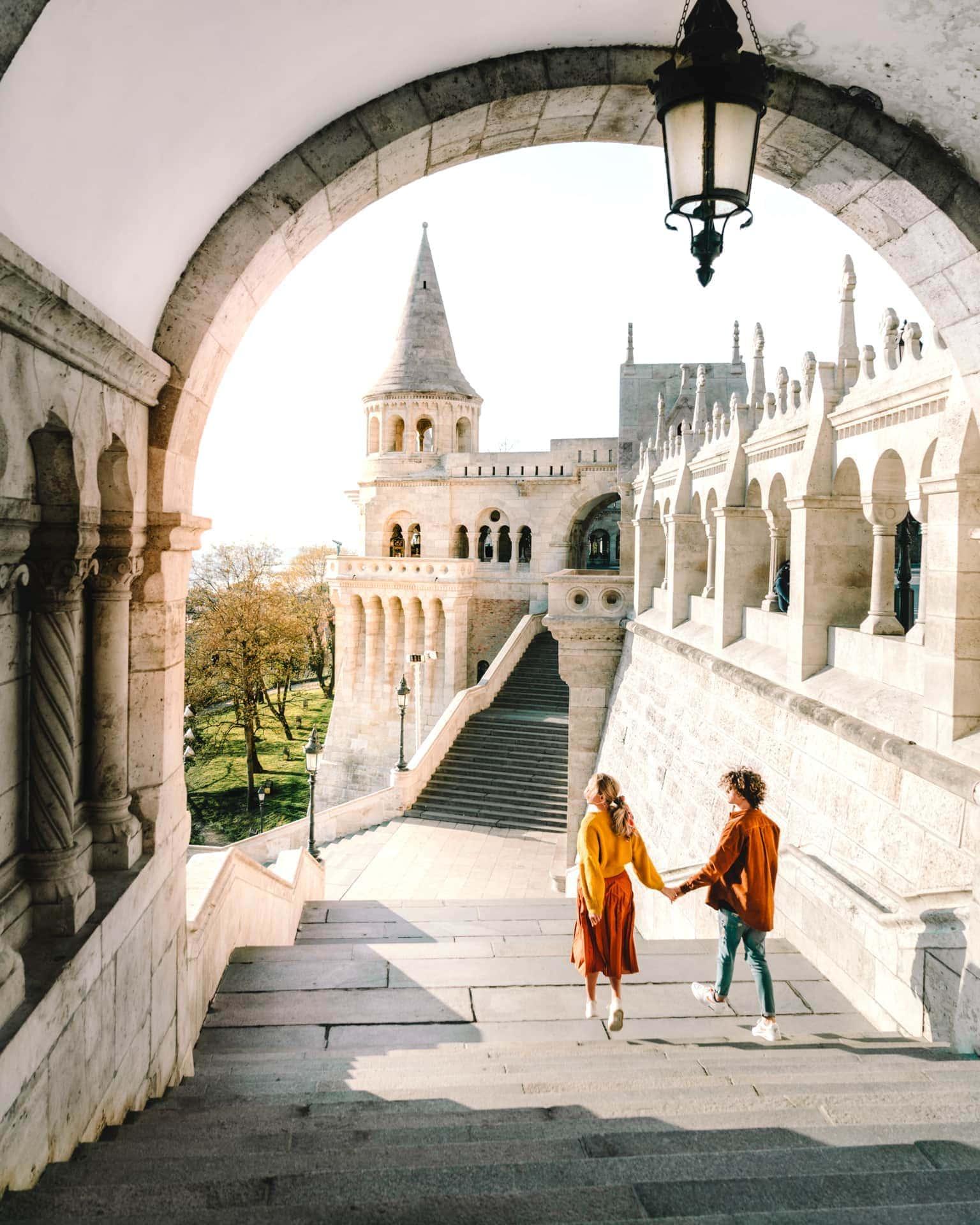 Budapest city guide europe