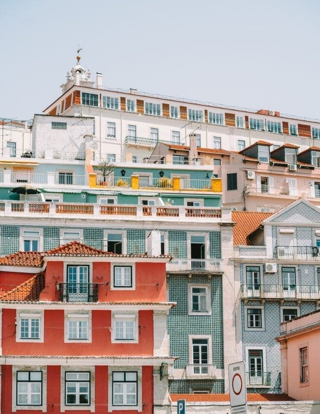 huizen portugal