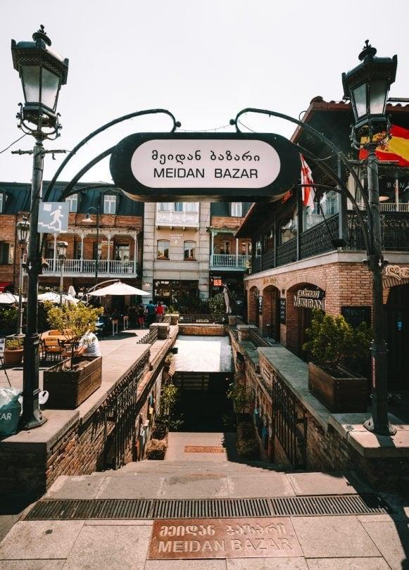 tbilisi Meidan Bazar