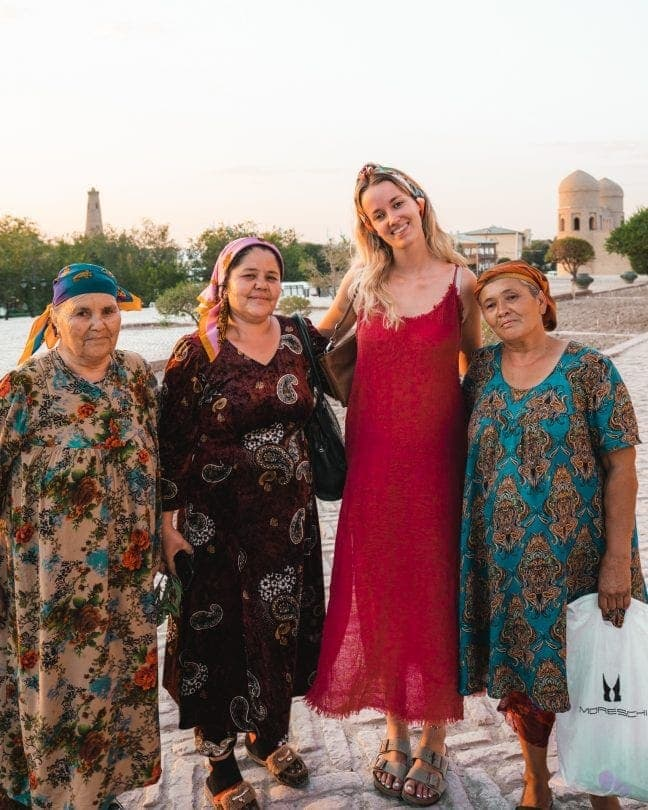 what to wear uzbekistan