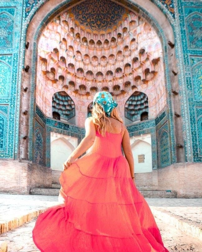 uzbekistan travel what to wear