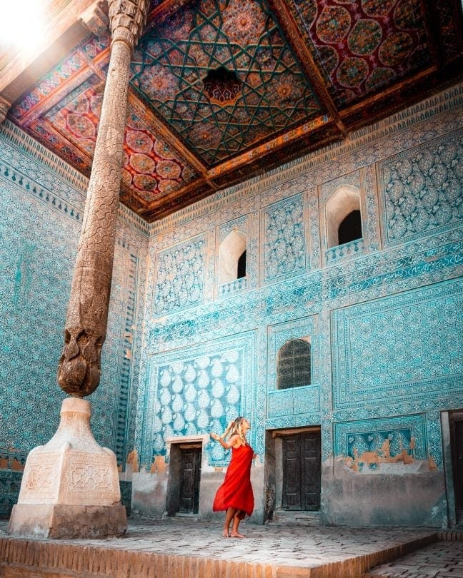 Uzbekistan Travel khiva museum