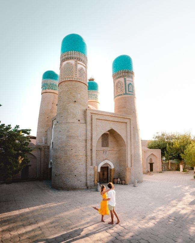 bukhara Uzbekistan Travel Guide