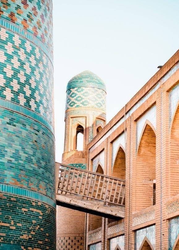 Kalta Minor Minaret khiva