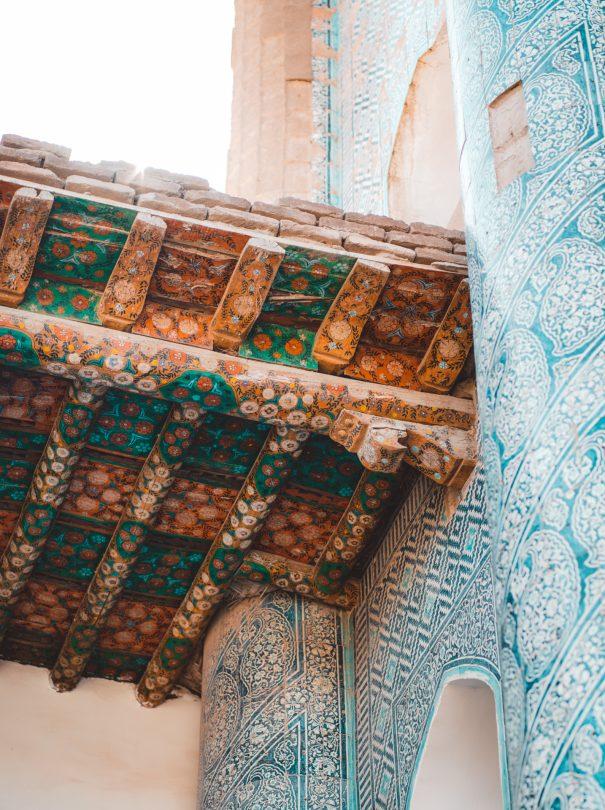 Tash Hauli khiva uzbekistan