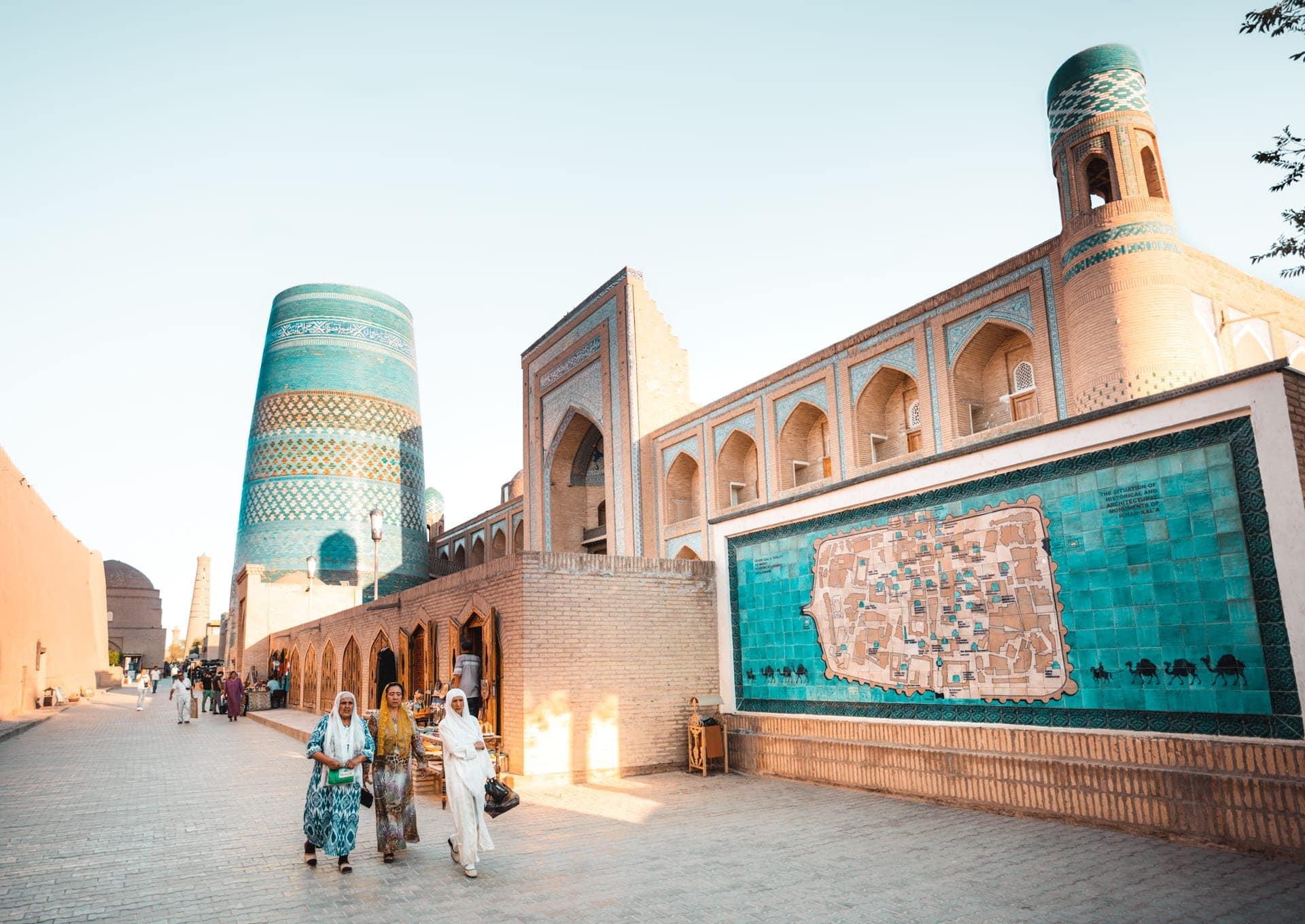 things to do khiva uzbekistan