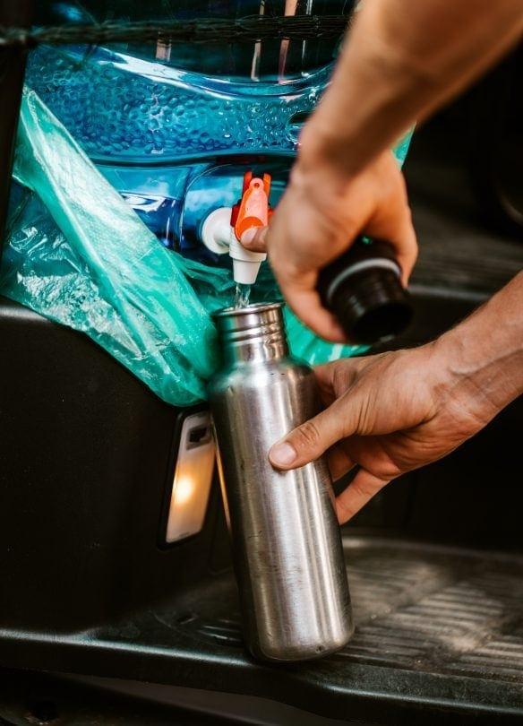 refill bottle