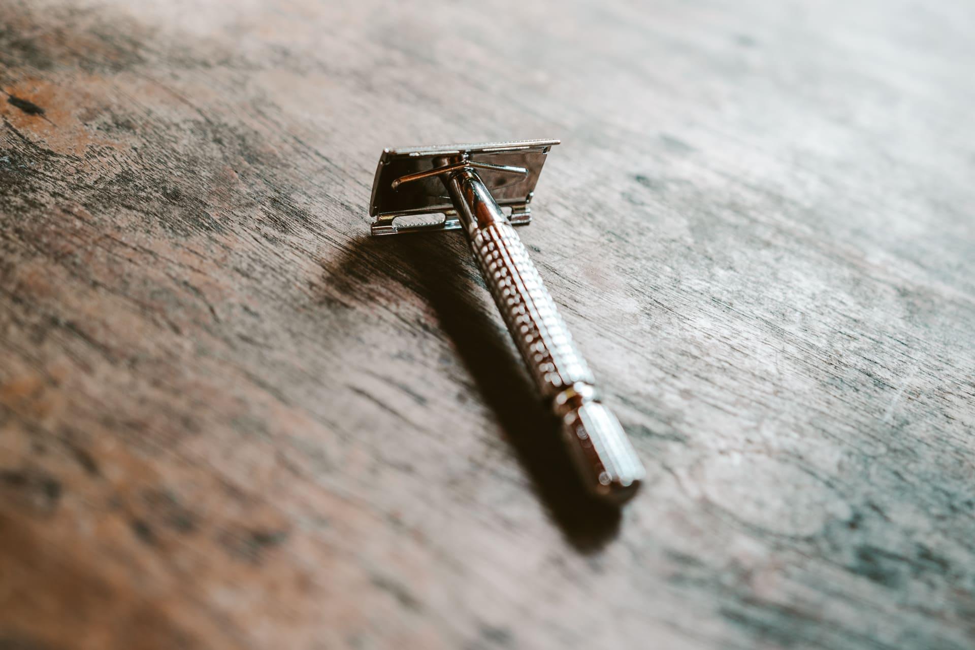 safety razor plastic free shaving