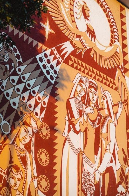 samarkand uzbekistan art