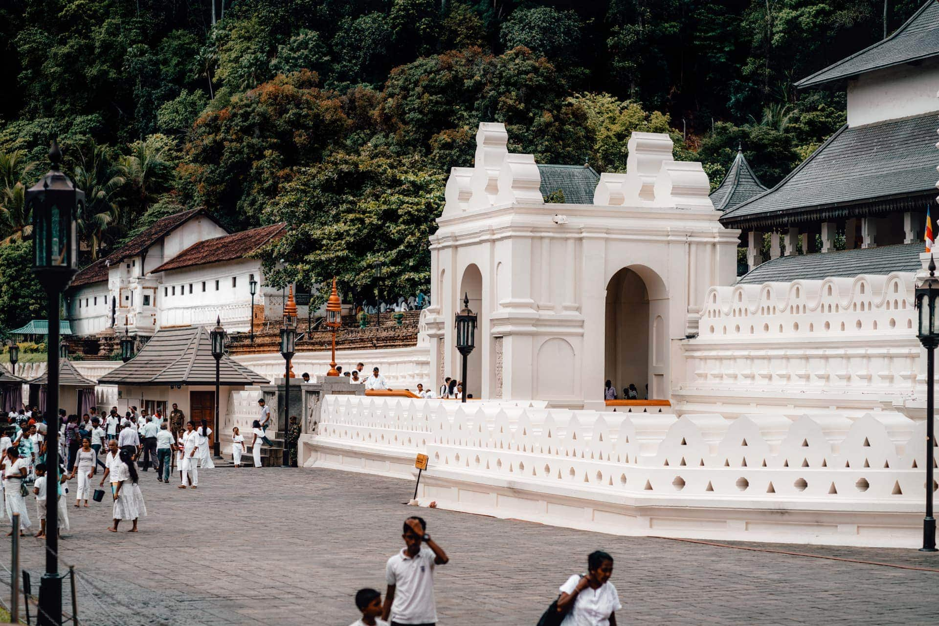things to do kandy sri lanka Temple of the Tooth