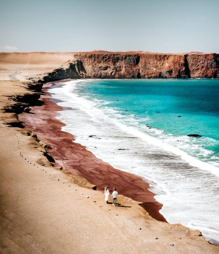 peru travel guide paracas lima