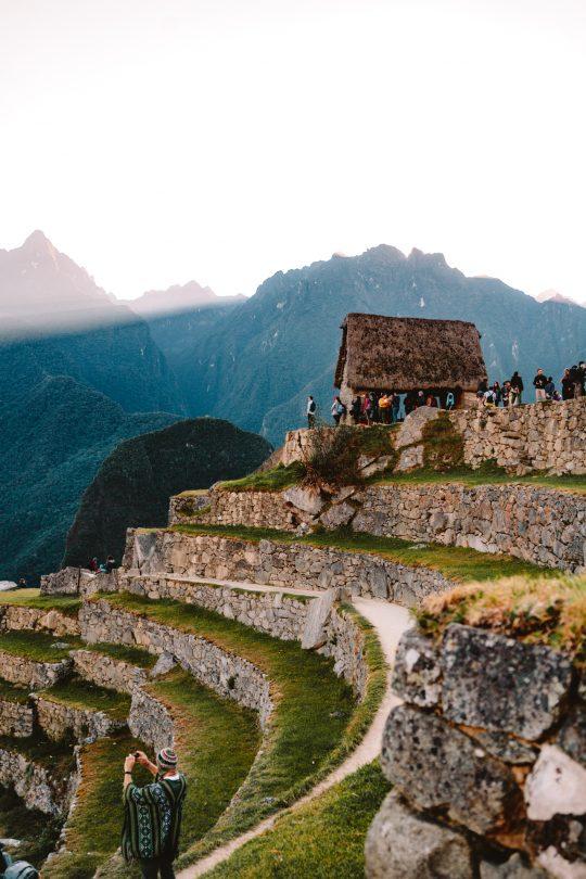 sacred valley machu picchu peru