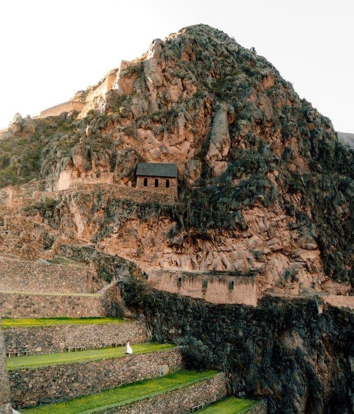 sacred valley peru Ollantaytambo