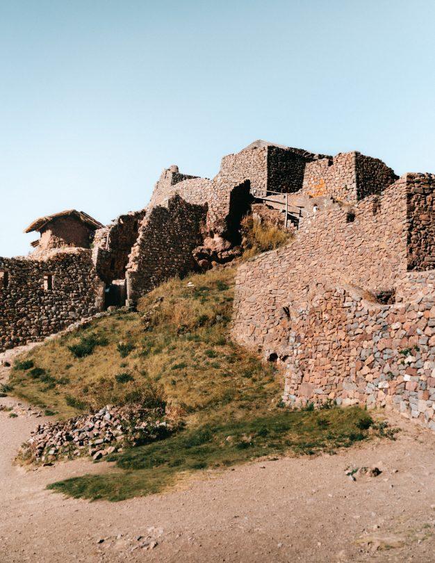 sacred valley Pisac peru village