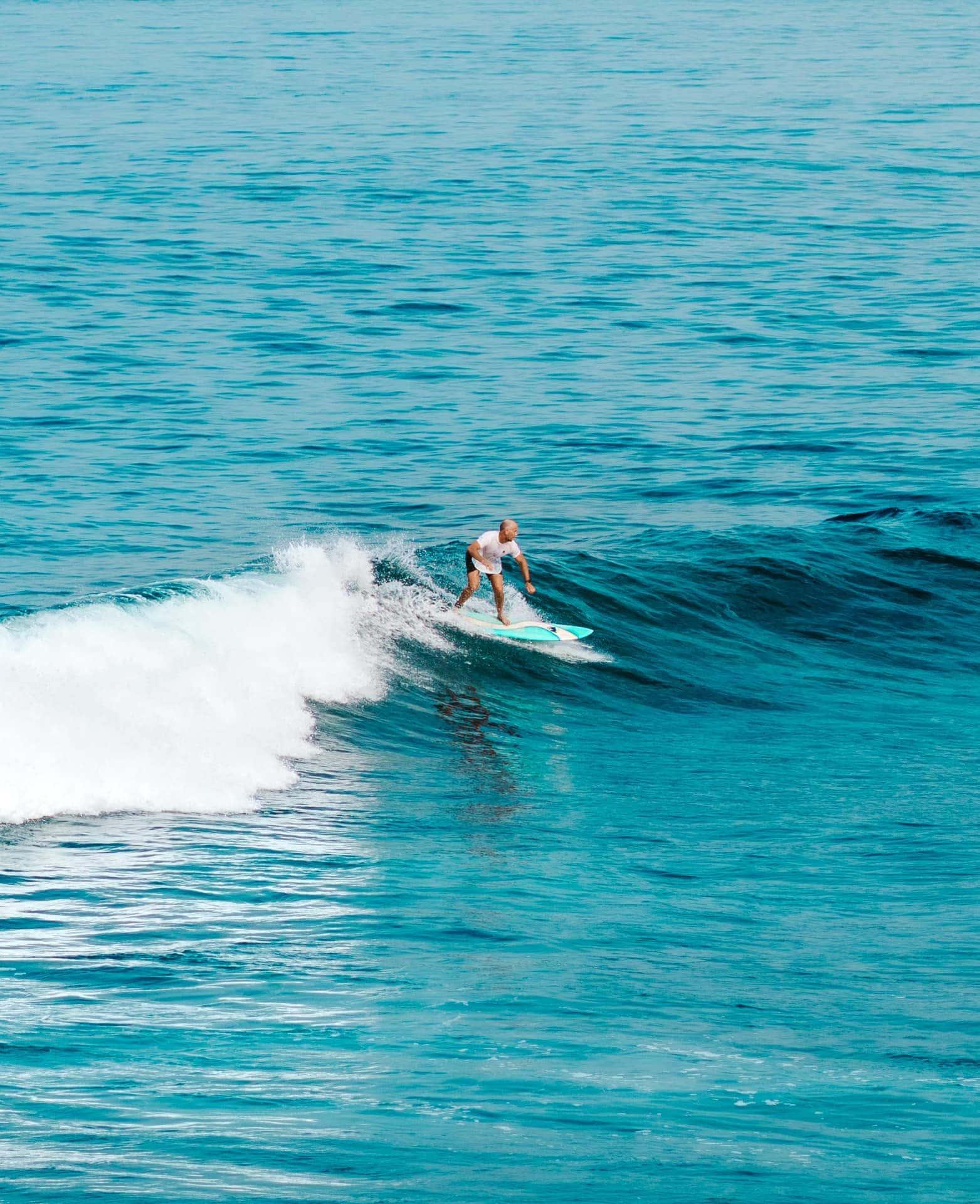 nusa lembongan surfen