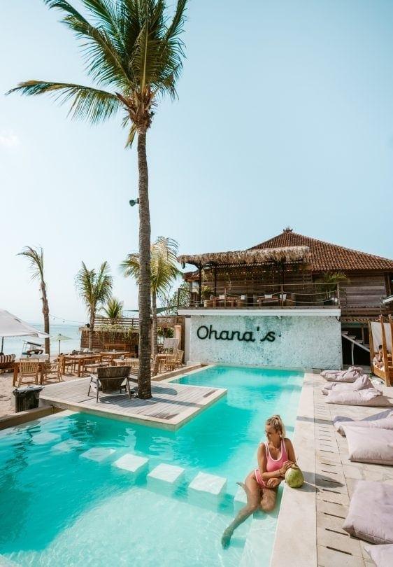 nusa lembongan beachclubs