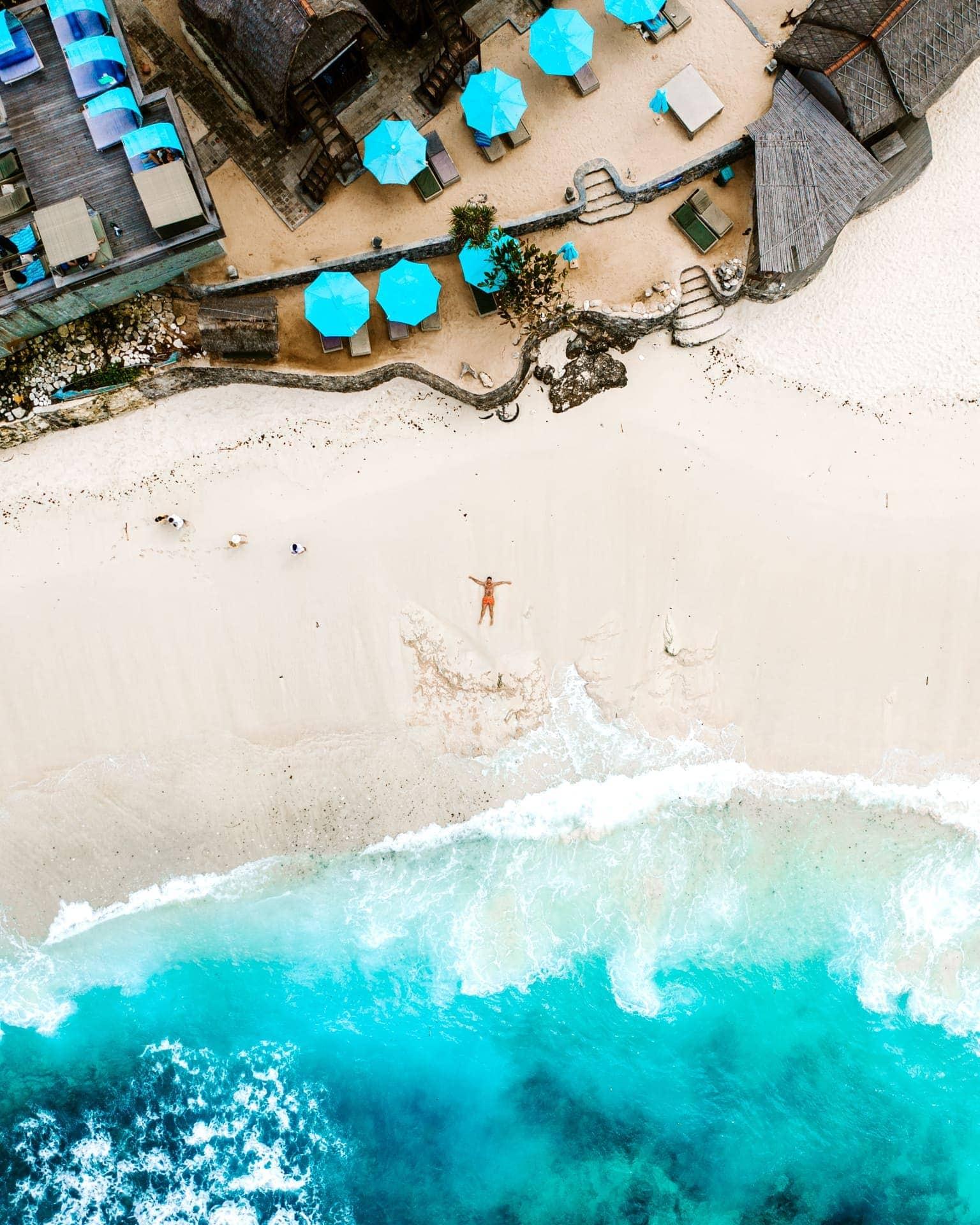 nusa lembongan Dream Beach