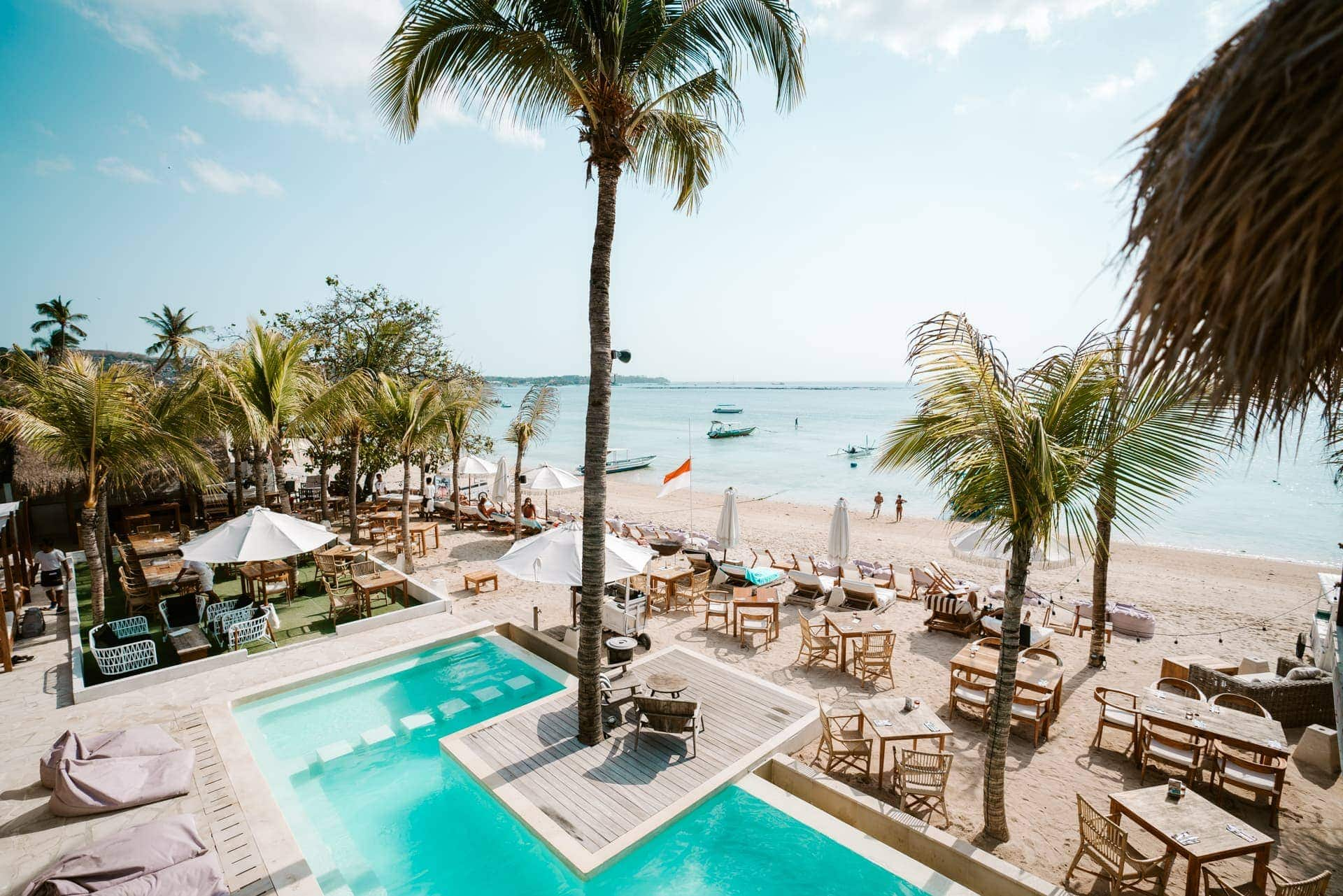 nusa lembongan beste beachclub