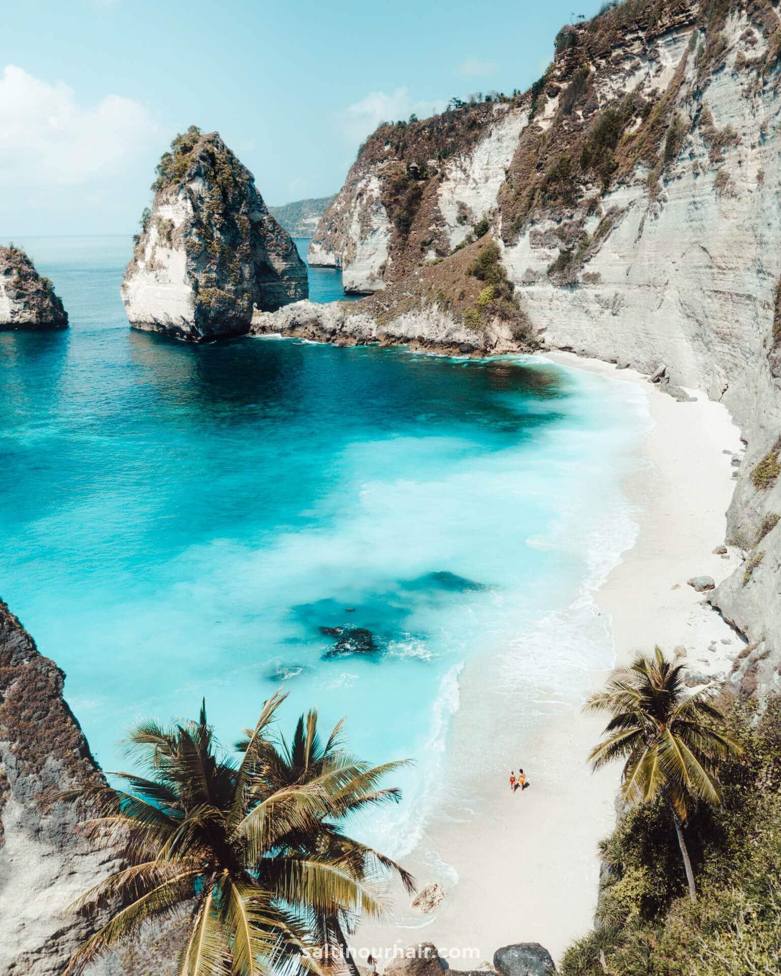 nusa penida diamond beach
