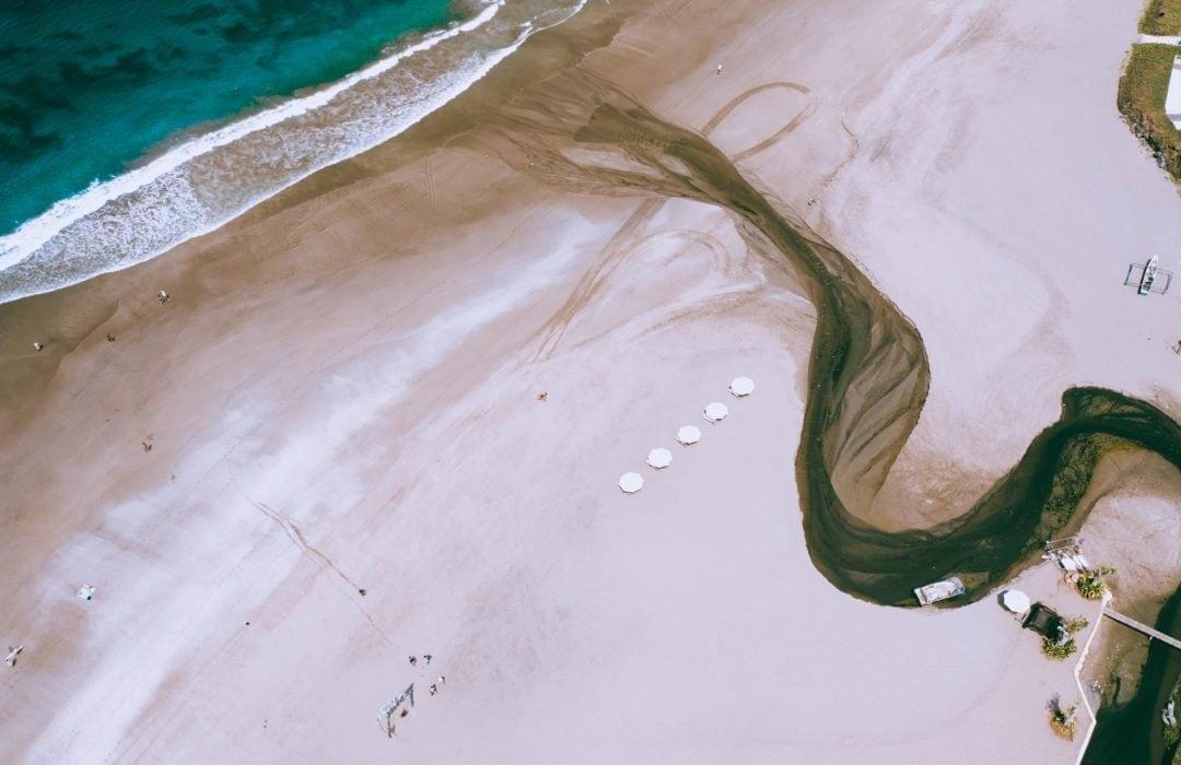 seminyak Petitengat beach