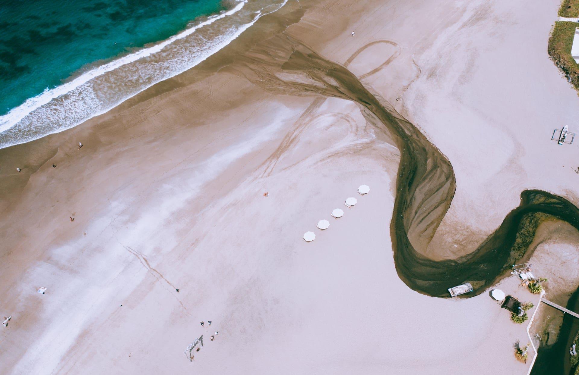 Petitengat strand