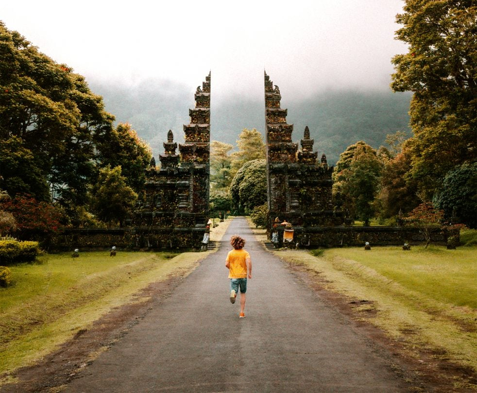 bali route guide 3 weeks