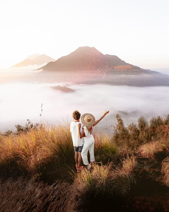 things to do munduk mount batur