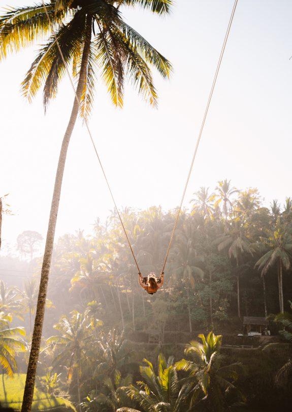 tegalalang swing