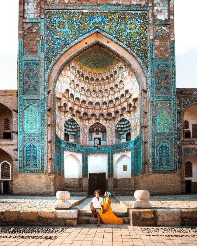 travel uzbekistan best season