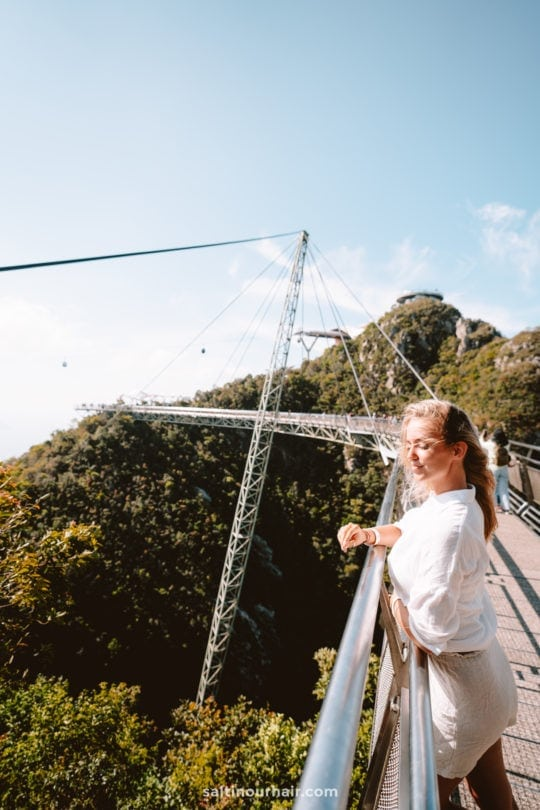 things to do langkawi sky bridge
