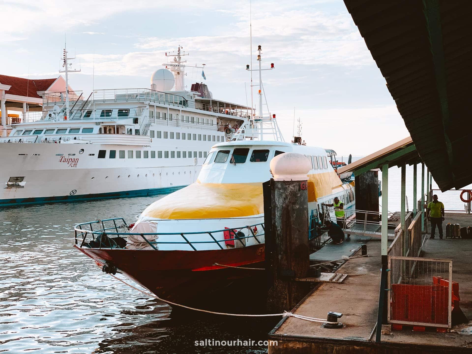 langkawi ferry malaysia