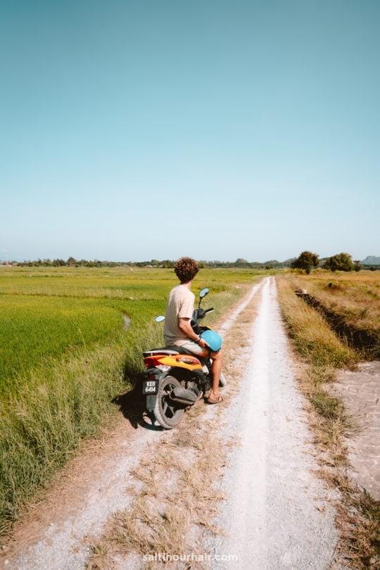 things to do langkawi motorbike