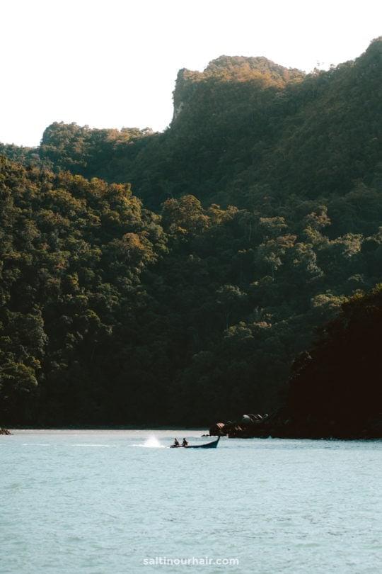 langkawi malaysia island hopping