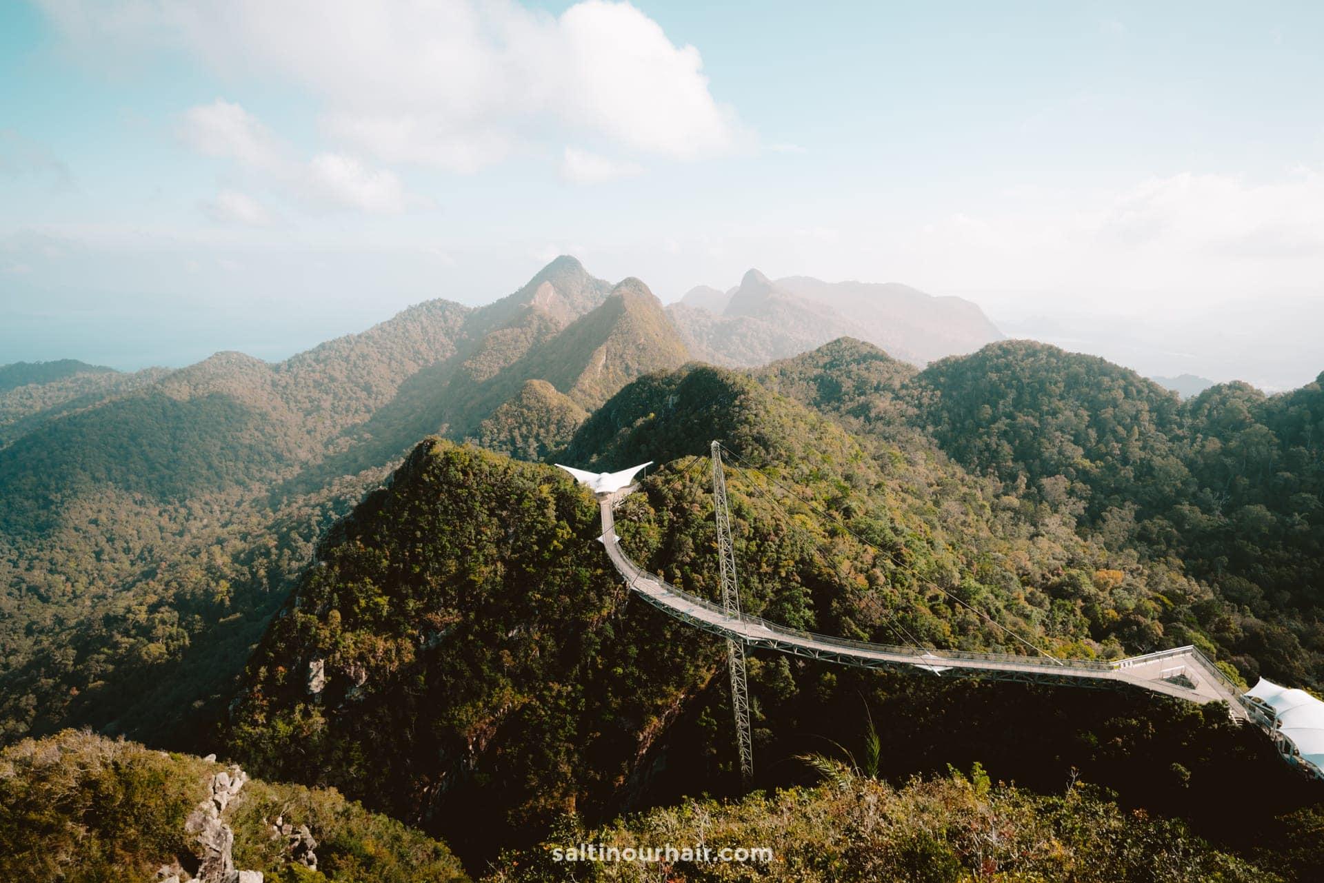 things to do langkawi sky bridge malaysia