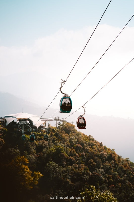 langkawi steepest cable car
