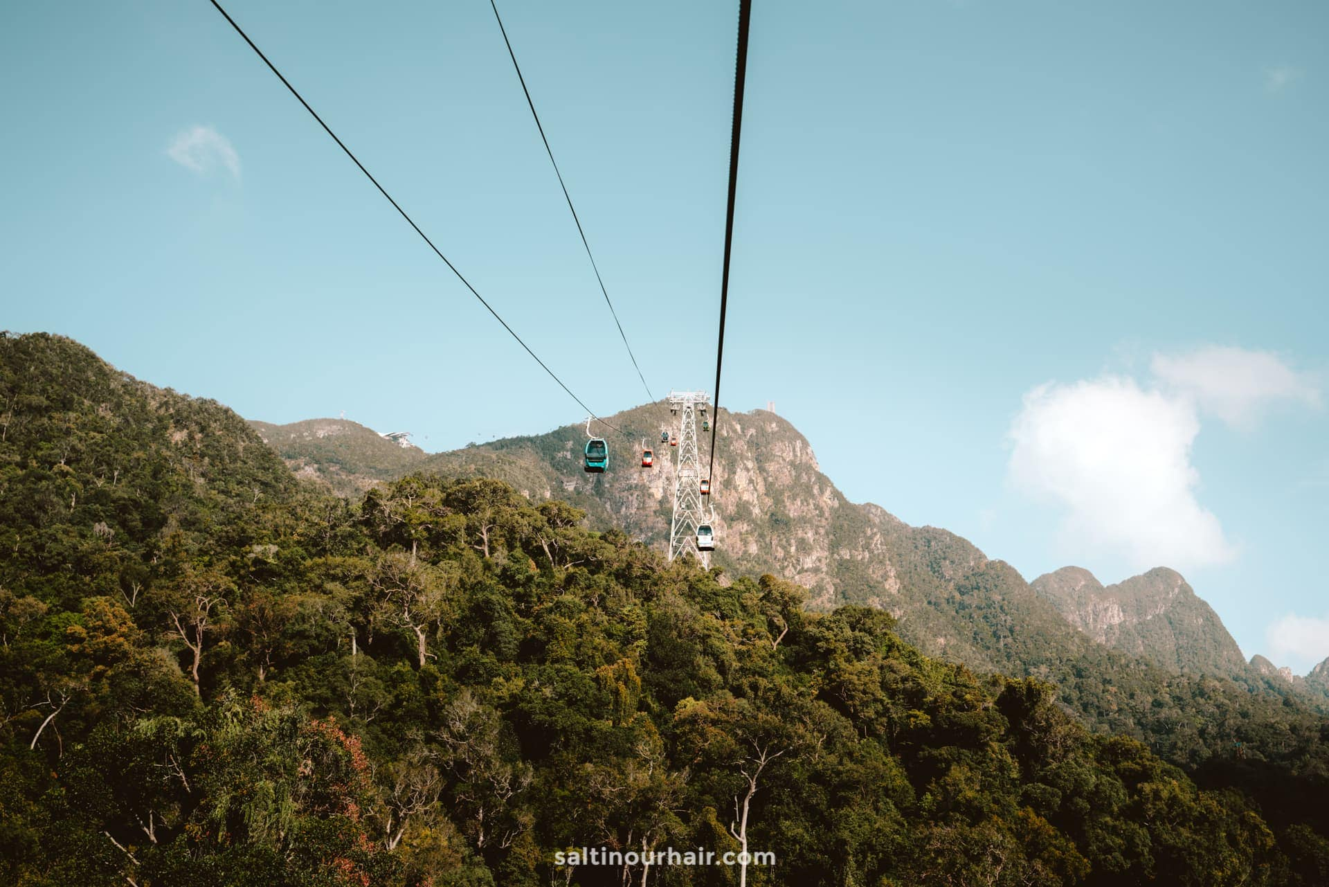 malaysia cable car