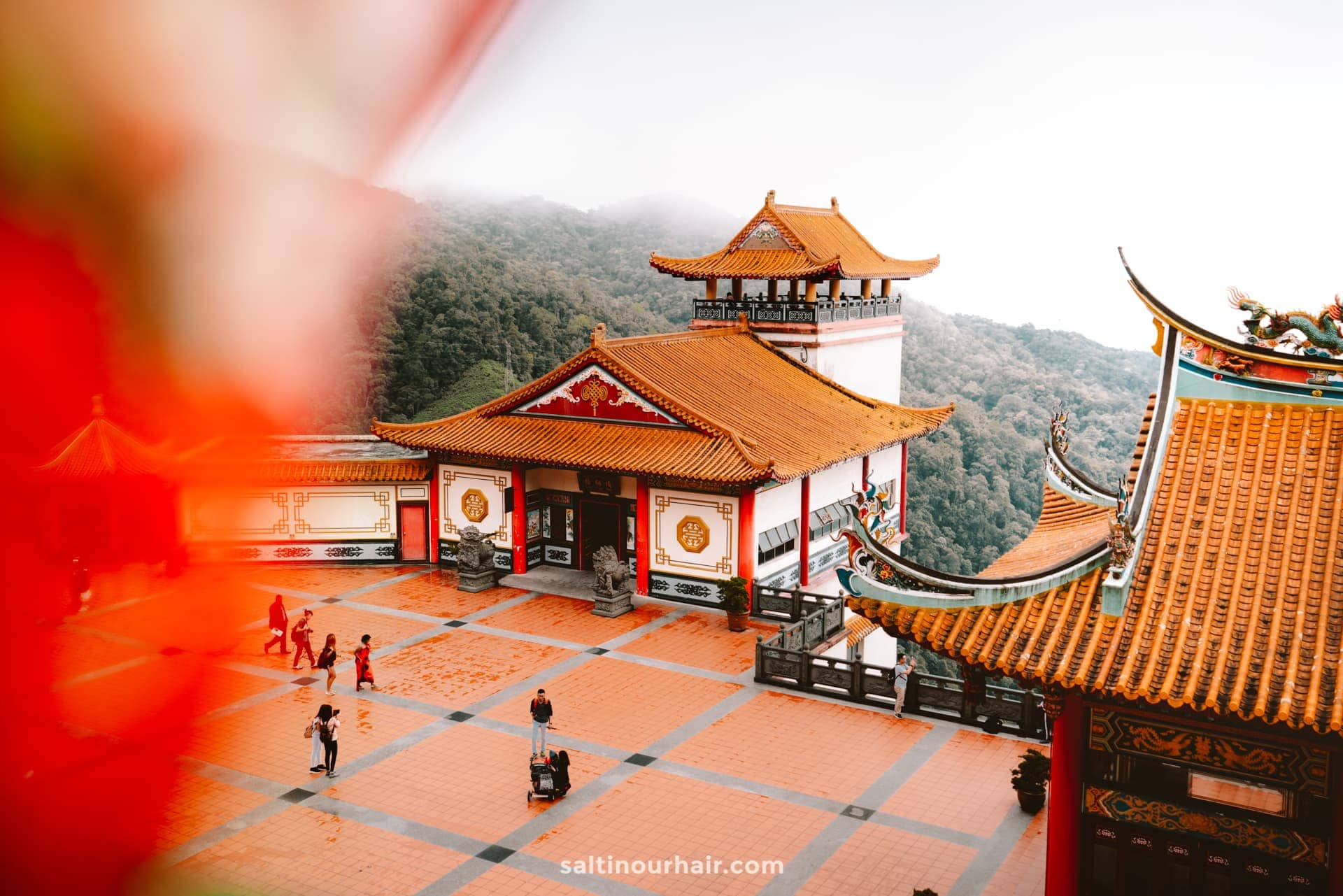 malaysia genting highlands Chin Swee Temple