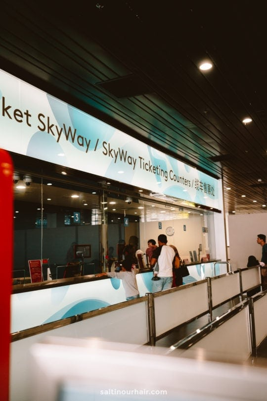 genting highlands skyway