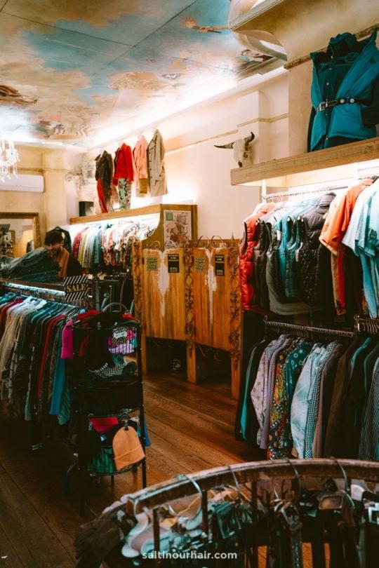 best vintage stores amsterdam