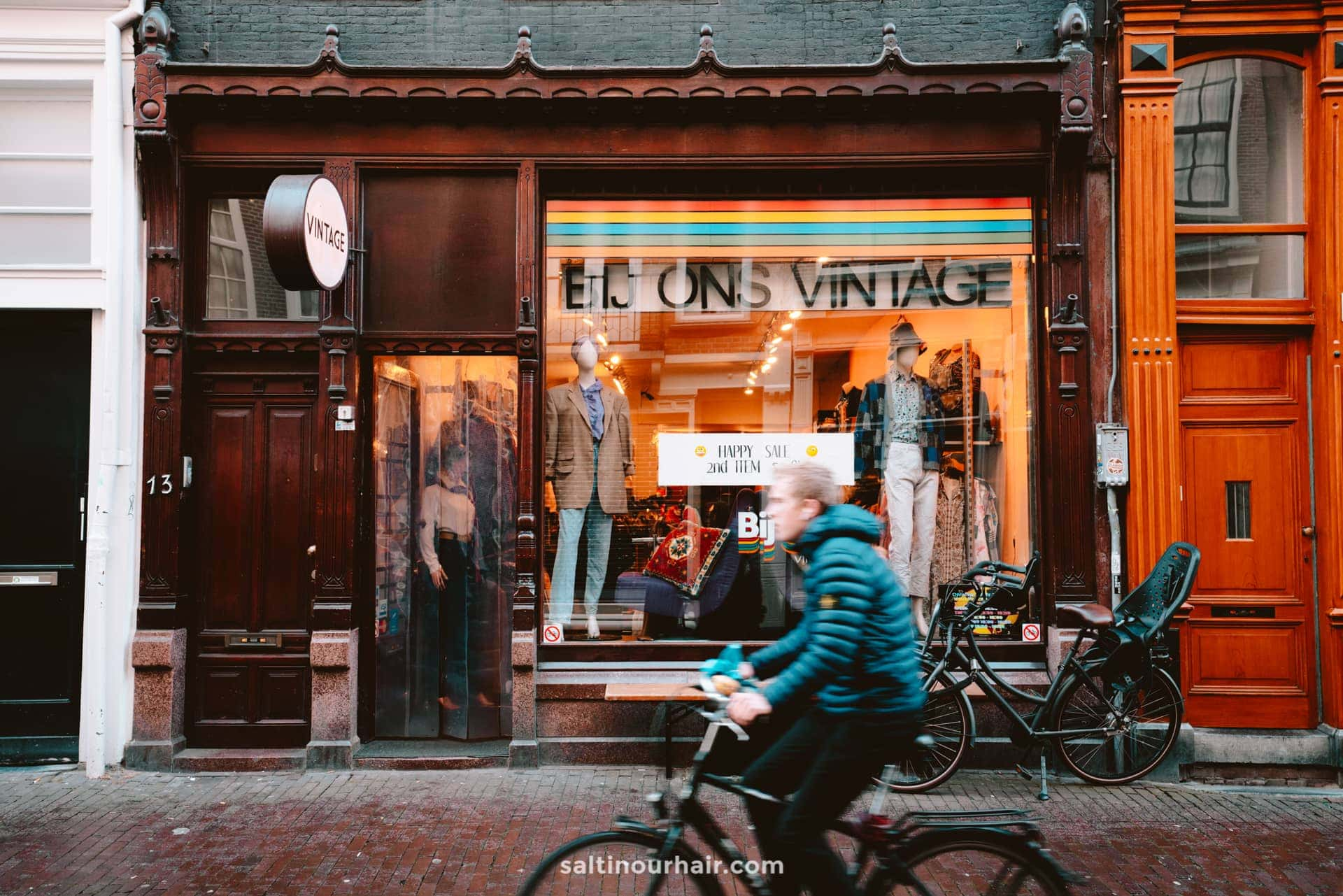 best shopping amsterdam bij ons vintage