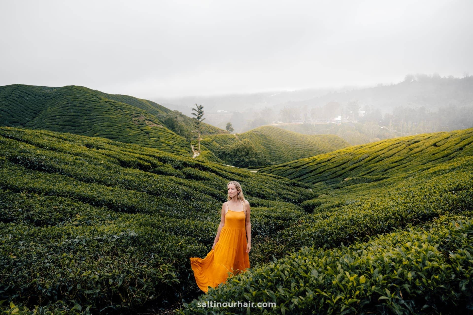 malaysia cameron highlands salt in our hair