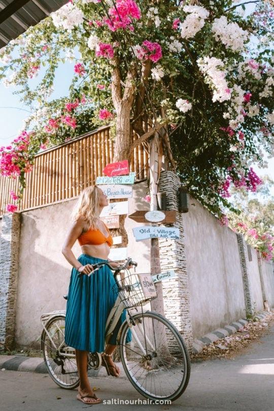 must do indonesia bike gili air