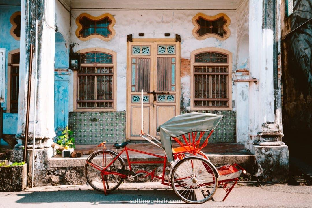 transport georgetown penang malaysia