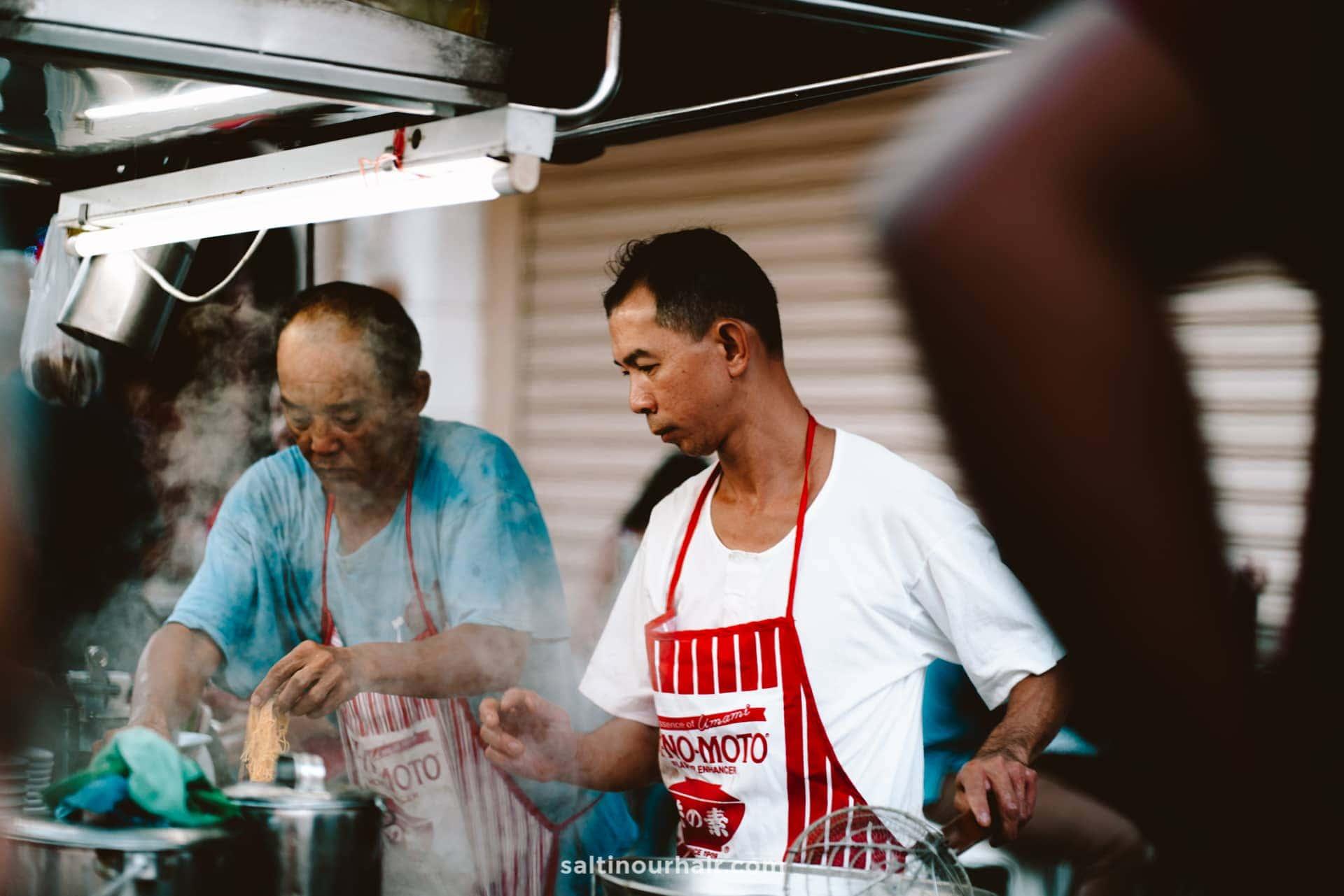 things to do penang malaysia street food