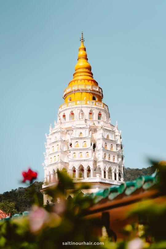 Kek Lok Si Temple penang pagoda