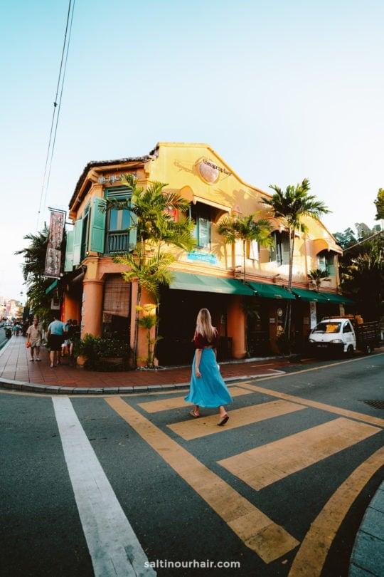 malacca jonker street malaysia melaka