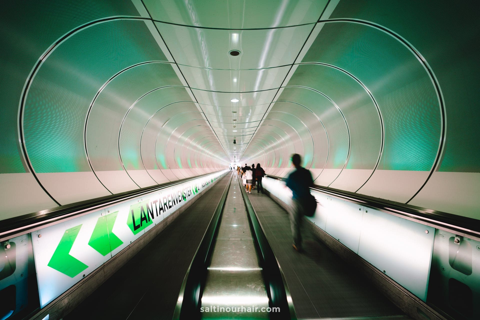 citytrip rotterdam transport metro