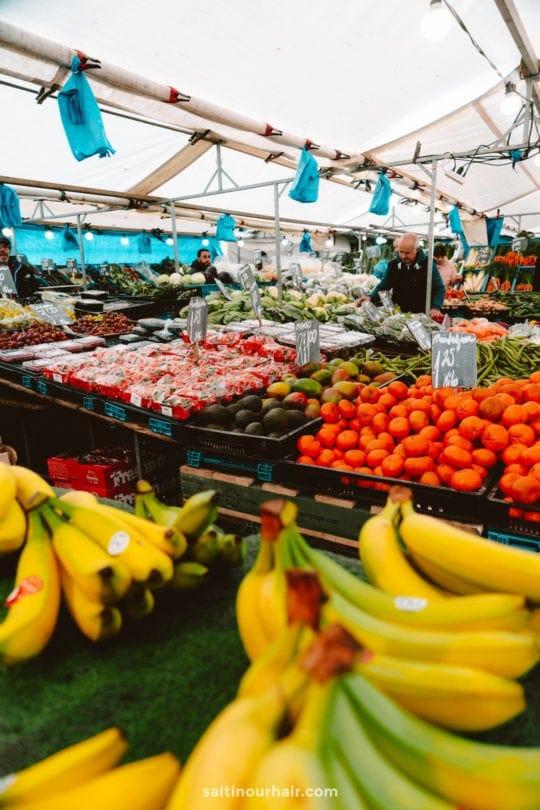 citytrip rotterdam local market